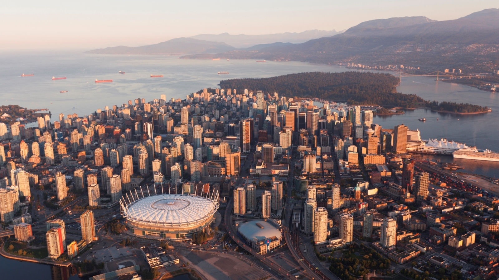 Things to Do in Vancouver - City View