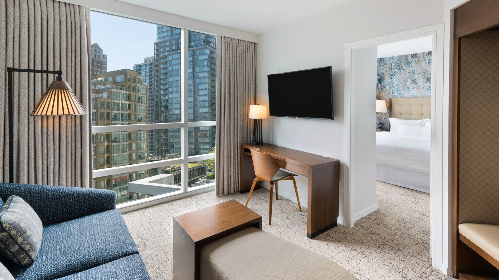 The Westin Grand, Vancouver Hotel - Premier Suite