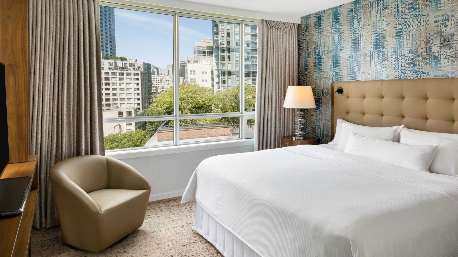 The Westin Grand, Vancouver Hotel - Premier Accessible Rooms