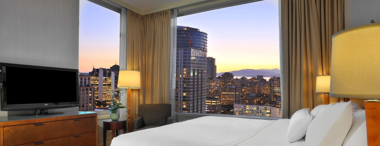 The Westin Grand, Vancouver Hotel - Westin Workout Deluxe One Bedroom Suite