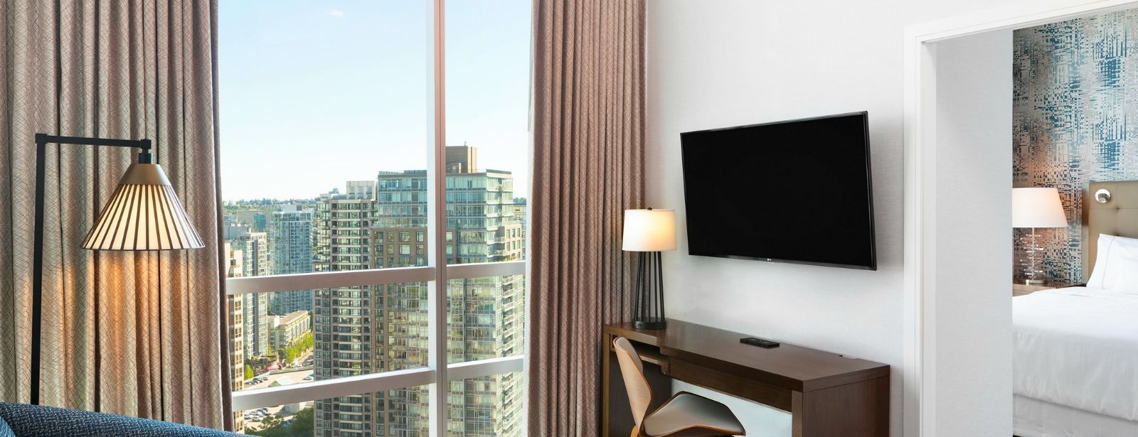 The Westin Grand, Vancouver - Premier View Suite