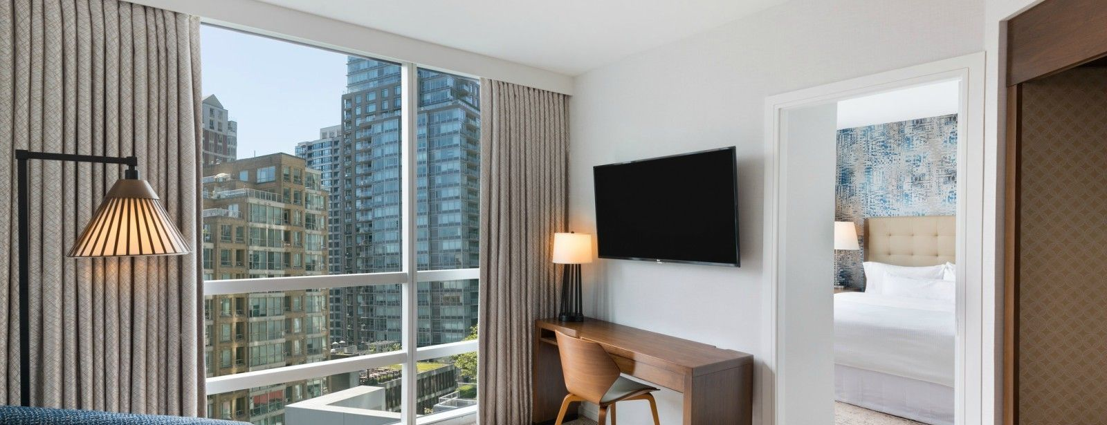The Westin Grand, Vancouver Hotel - Studio Suite